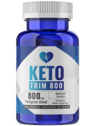 Keto Trim 800 Pills