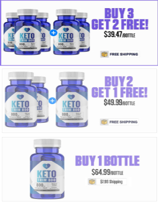 Keto Trim 800 Order Now