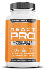 React Pro Nitric Oxide Booster