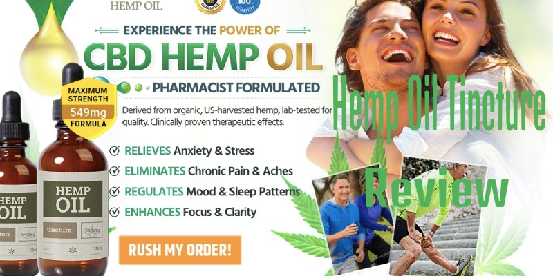 Hemp Oil Tincture Canada